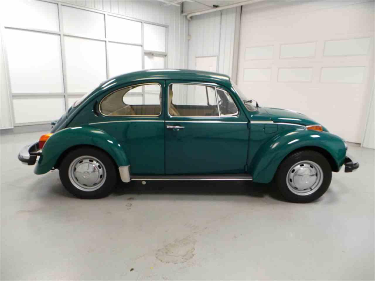 1974 volkswagen super beetle for sale cc 914052. Black Bedroom Furniture Sets. Home Design Ideas