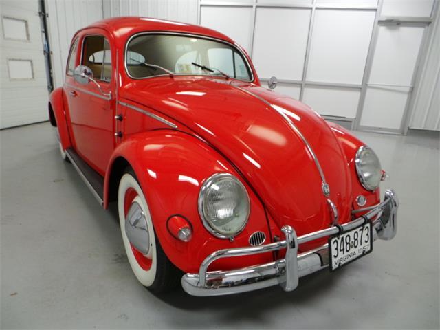 1957 Volkswagen Beetle | 914053