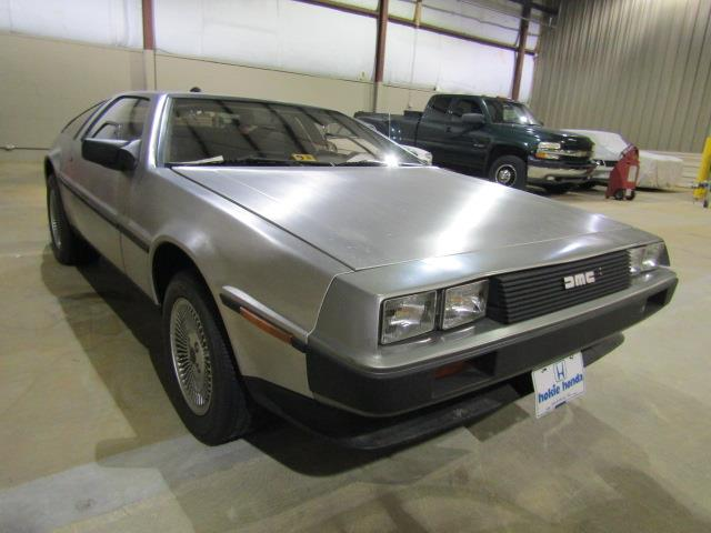 1981 DeLorean DMC-12 | 914056