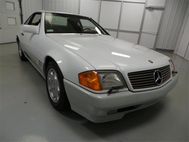 1993 Mercedes-Benz 500 | 914061