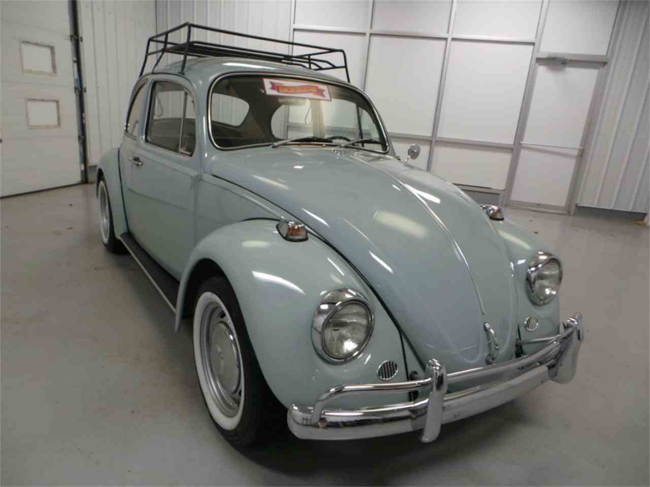 1967 volkswagen beetle for sale cc 914072. Black Bedroom Furniture Sets. Home Design Ideas