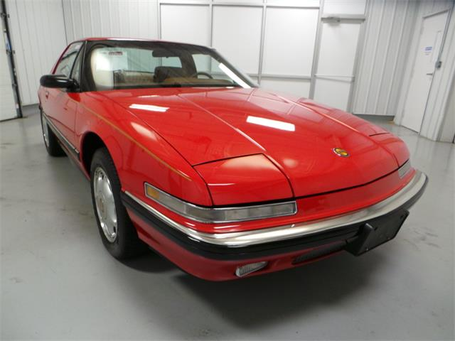 1991 Buick Reatta   914085