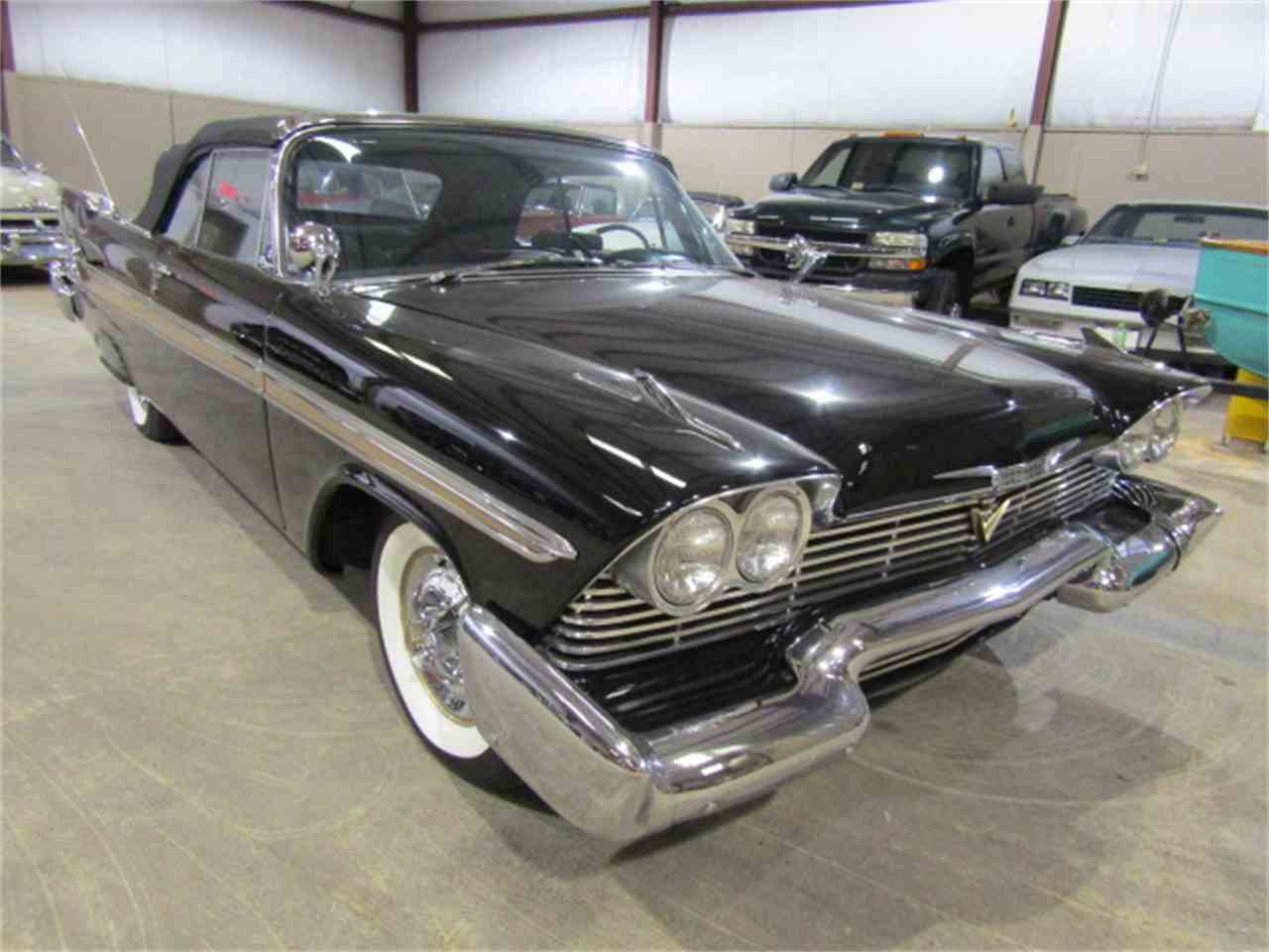 1958 Plymouth Belvedere for Sale - CC-914089