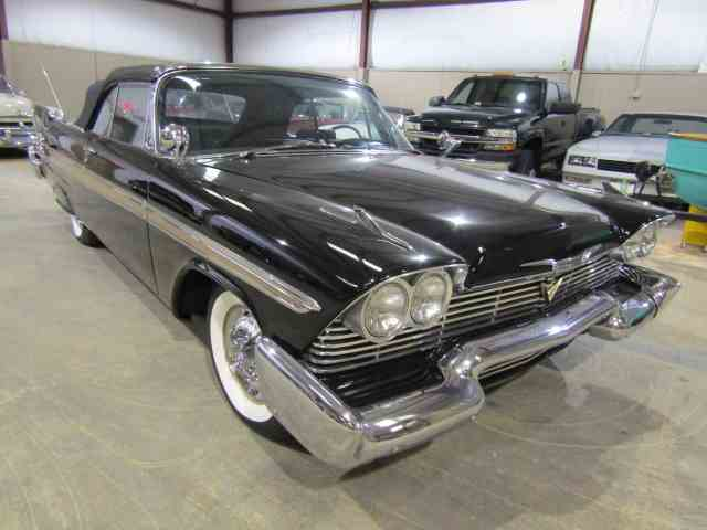 1958 Plymouth Belvedere | 914089
