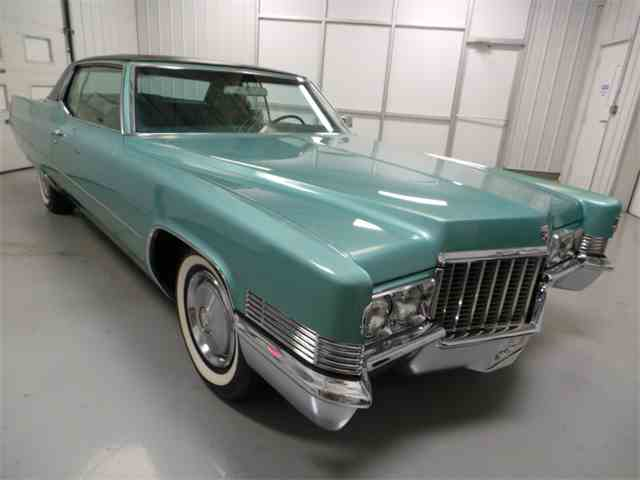 1970 Cadillac DeVille | 914097