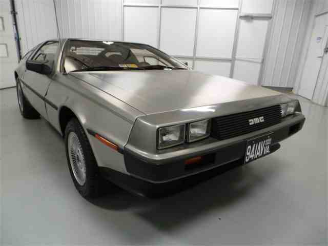 1981 DeLorean DMC-12 | 914130