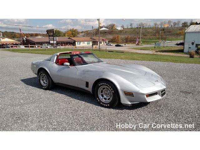 1981 Chevrolet Corvette | 914134