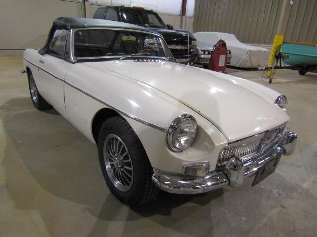 1963 MG MGB | 914151