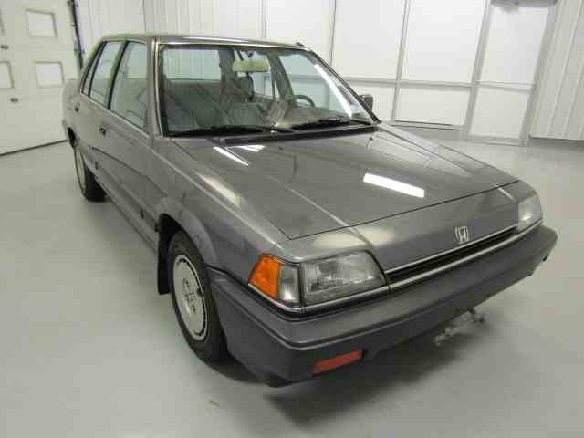 1987 Honda Civic | 914159