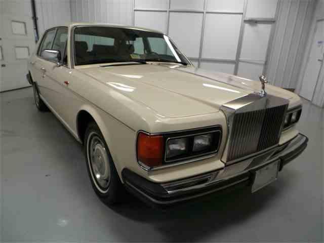 1985 Rolls-Royce Silver Spirit   914160