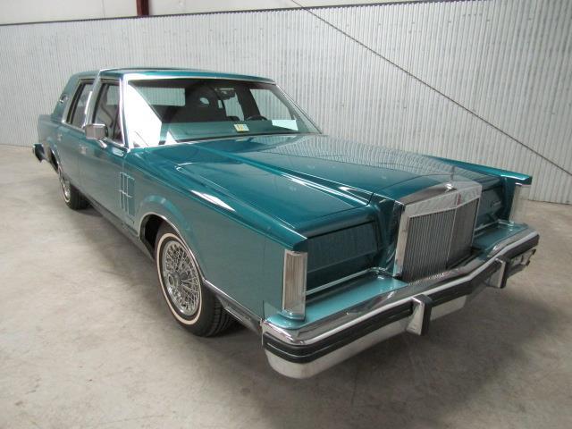 1983 Lincoln Continental | 914171