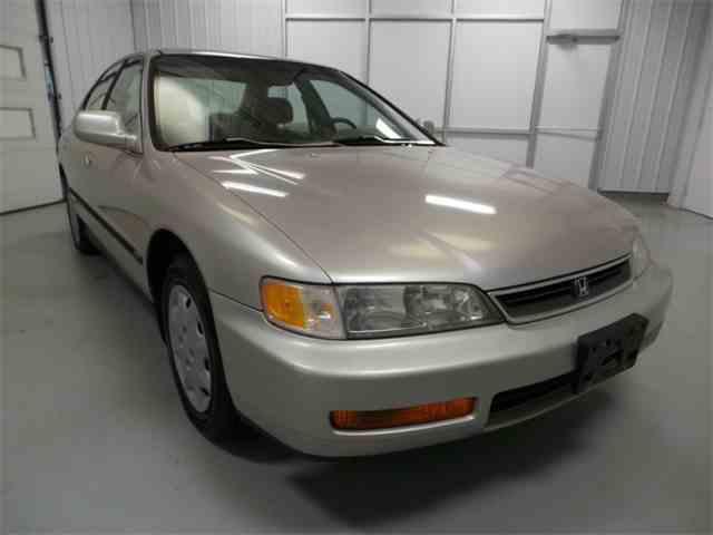 1996 Honda Accord   914174