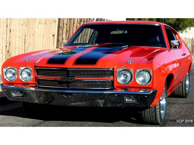 1970 Chevrolet Chevelle | 914192