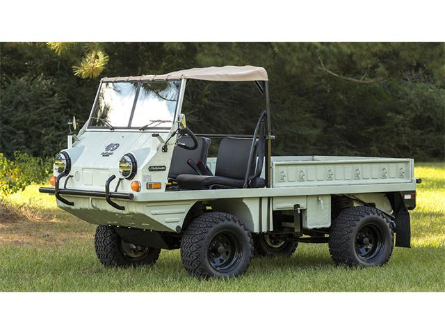 1971 Steyr Haflinger 700 AP | 914202