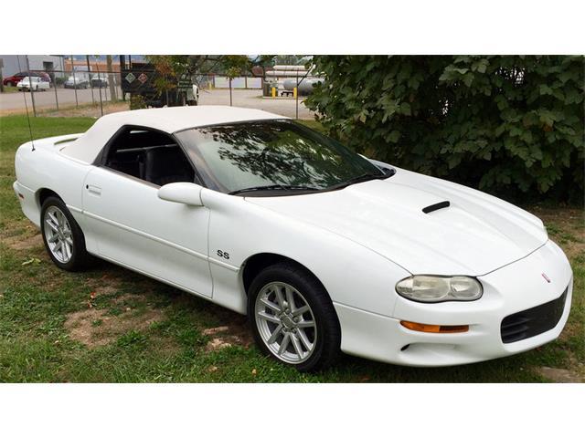 2001 Chevrolet Camaro SS | 914204