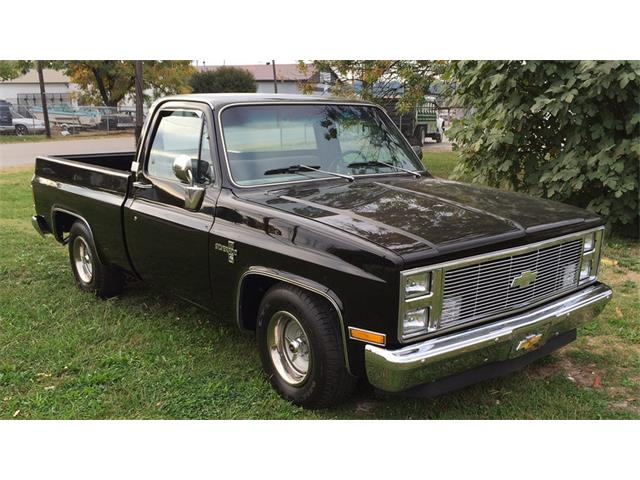 1983 Chevrolet C/K 10 | 914209