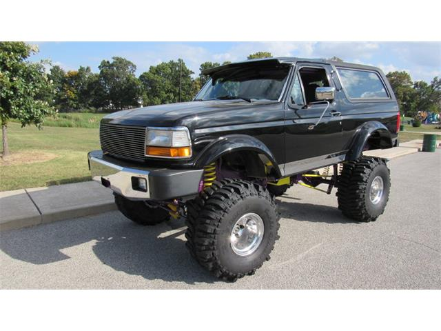 1993 Ford Bronco | 914211