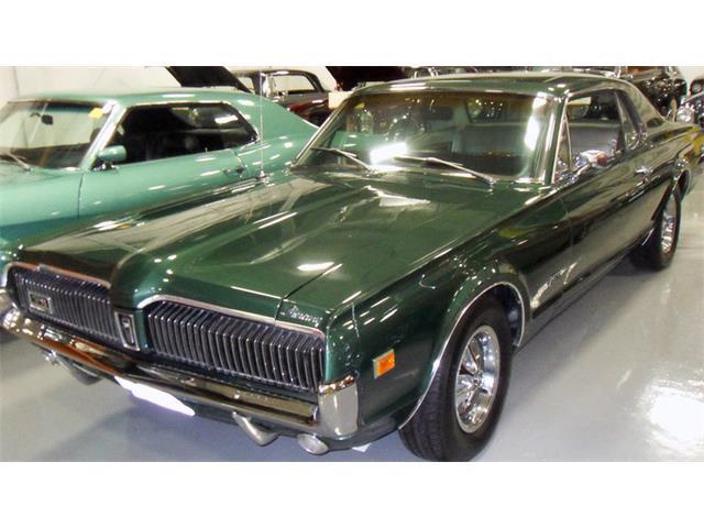 1967 Mercury Cougar | 914215