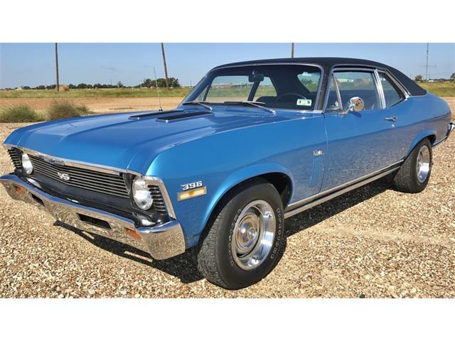 1969 Chevrolet Nova SS | 914218