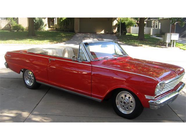 1963 Chevrolet Nova SS | 914222
