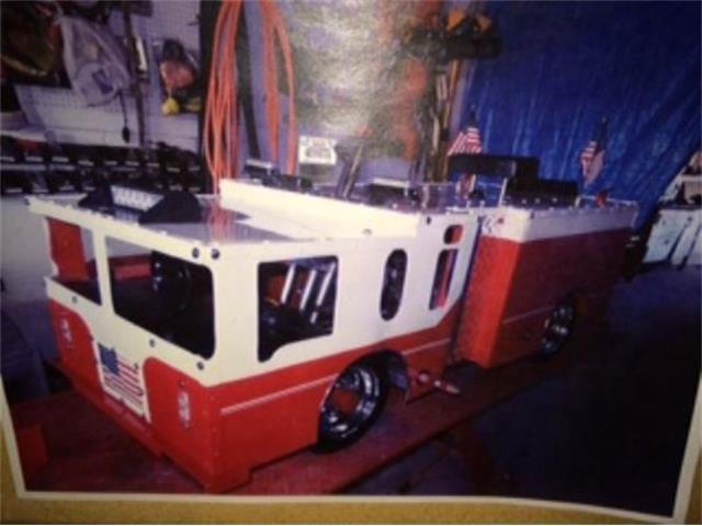 2014 Custom Built Mini Fire Truck   914229