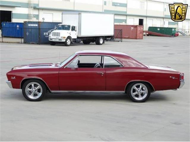 1967 Chevrolet Chevelle SS Two Door Hardtop | 914231