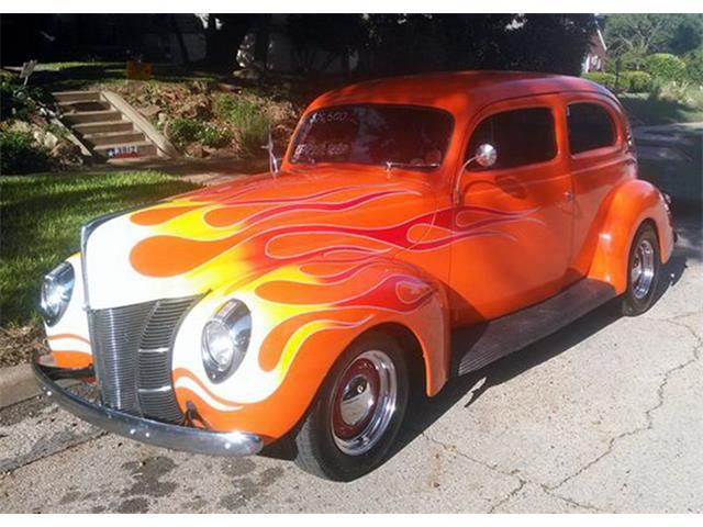 1940 Ford Custom | 914237