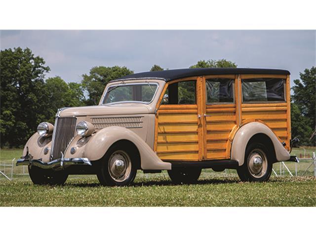1936 Ford Station Wagon | 914240