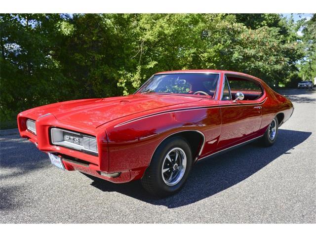 1968 Pontiac GTO | 914242