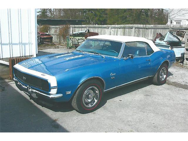 1968 Chevrolet Camaro RS/SS | 914248