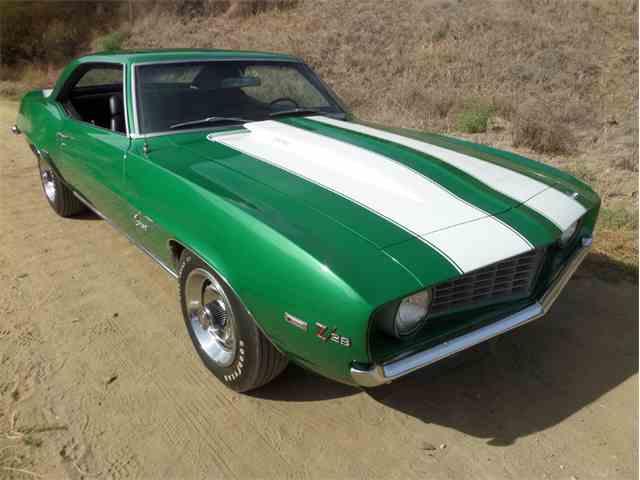 1969 Chevrolet Camaro | 910425