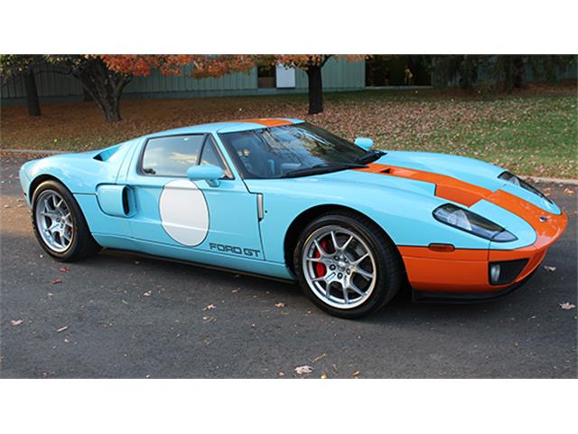 2006 Ford GT | 914251