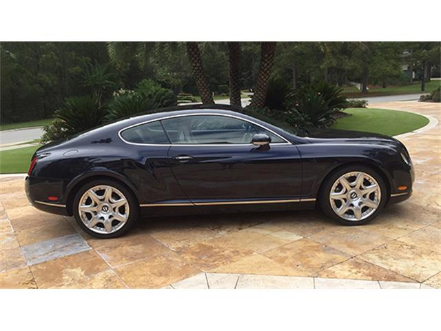 2006 Bentley Continental GT Mulliner Edition Coupe   914253