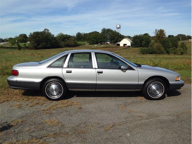 1993 Chevrolet Caprice | 914259