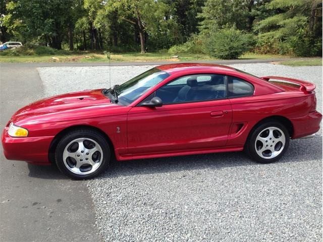 1996 Ford Mustang Cobra | 914260