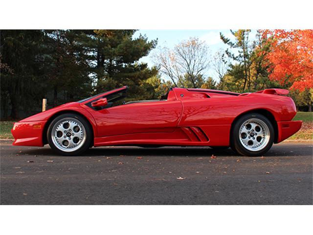 1997 Lamborghini Diablo | 914262
