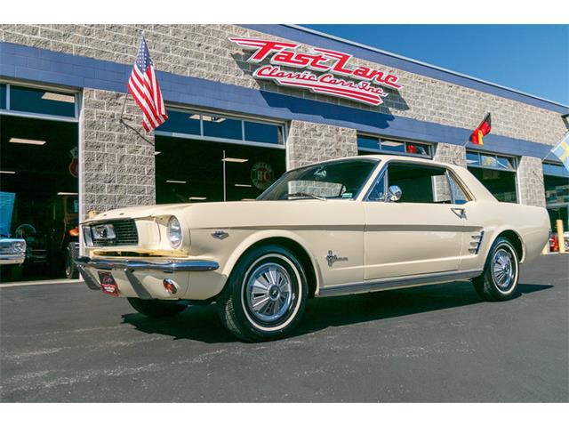 1966 Ford Mustang | 910427