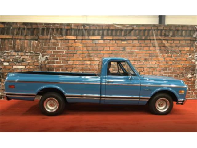 1971 Chevrolet C/K 10 | 914270