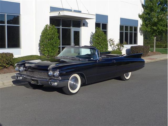 1960 Cadillac Series 62 | 914273