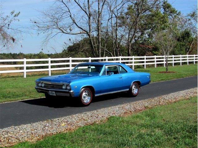 1967 Chevrolet Chevelle SS | 914284