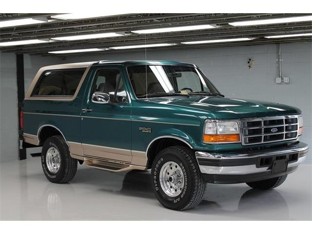 1996 Ford Bronco | 914286