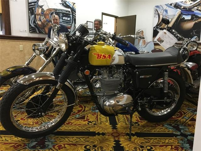1970 BSA 441 VICTORY SPECIAL | 914293