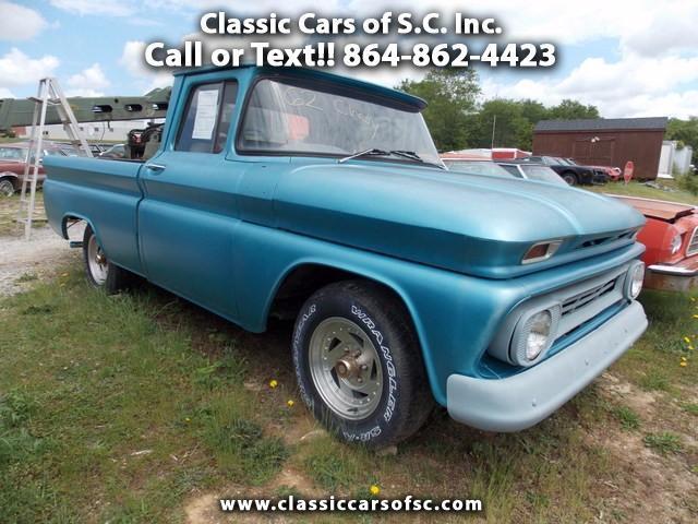 1962 Chevrolet C/K 10 | 914297