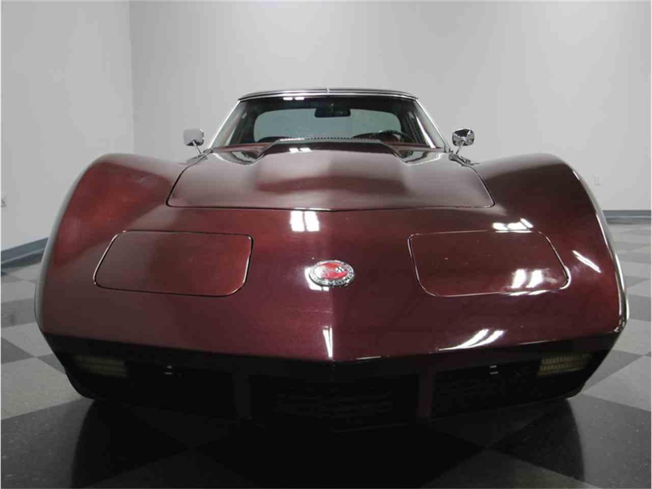 Large Picture of '73 Corvette - JLH6