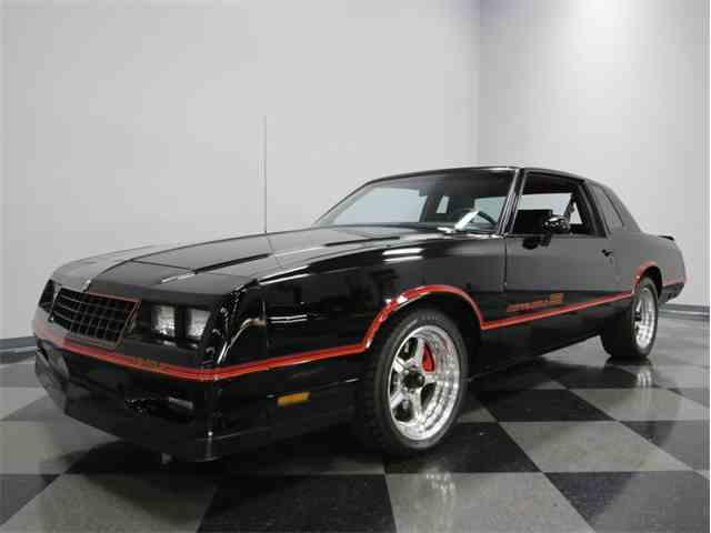 1985 Chevrolet Monte Carlo SS | 914299