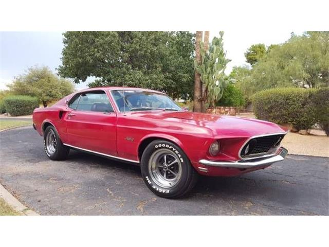 1969 Ford Mustang | 914305