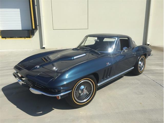 1966 Chevrolet Corvette Sting Ray L72 | 910431