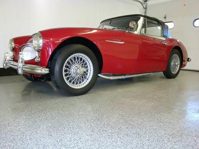 1963 Austin-Healey 3000 Mark II | 914312