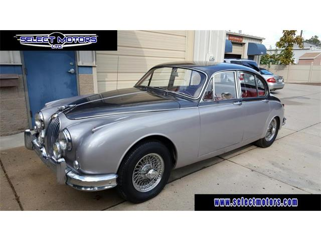 1961 Jaguar Mark VIII | 914315