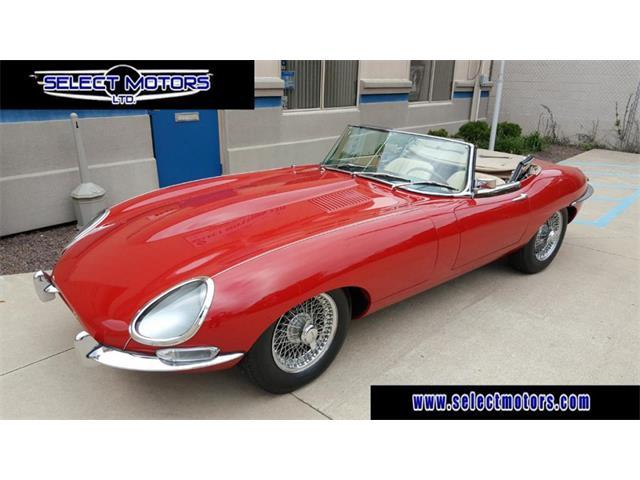 1966 Jaguar XK | 914316